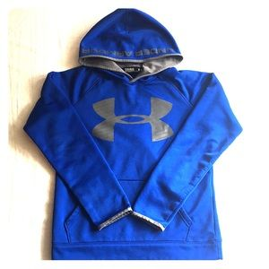 Under Amour Youth Large Hoodie